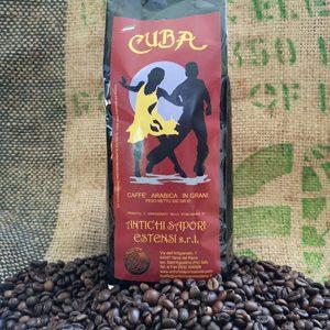 Caffè in grani Cuba