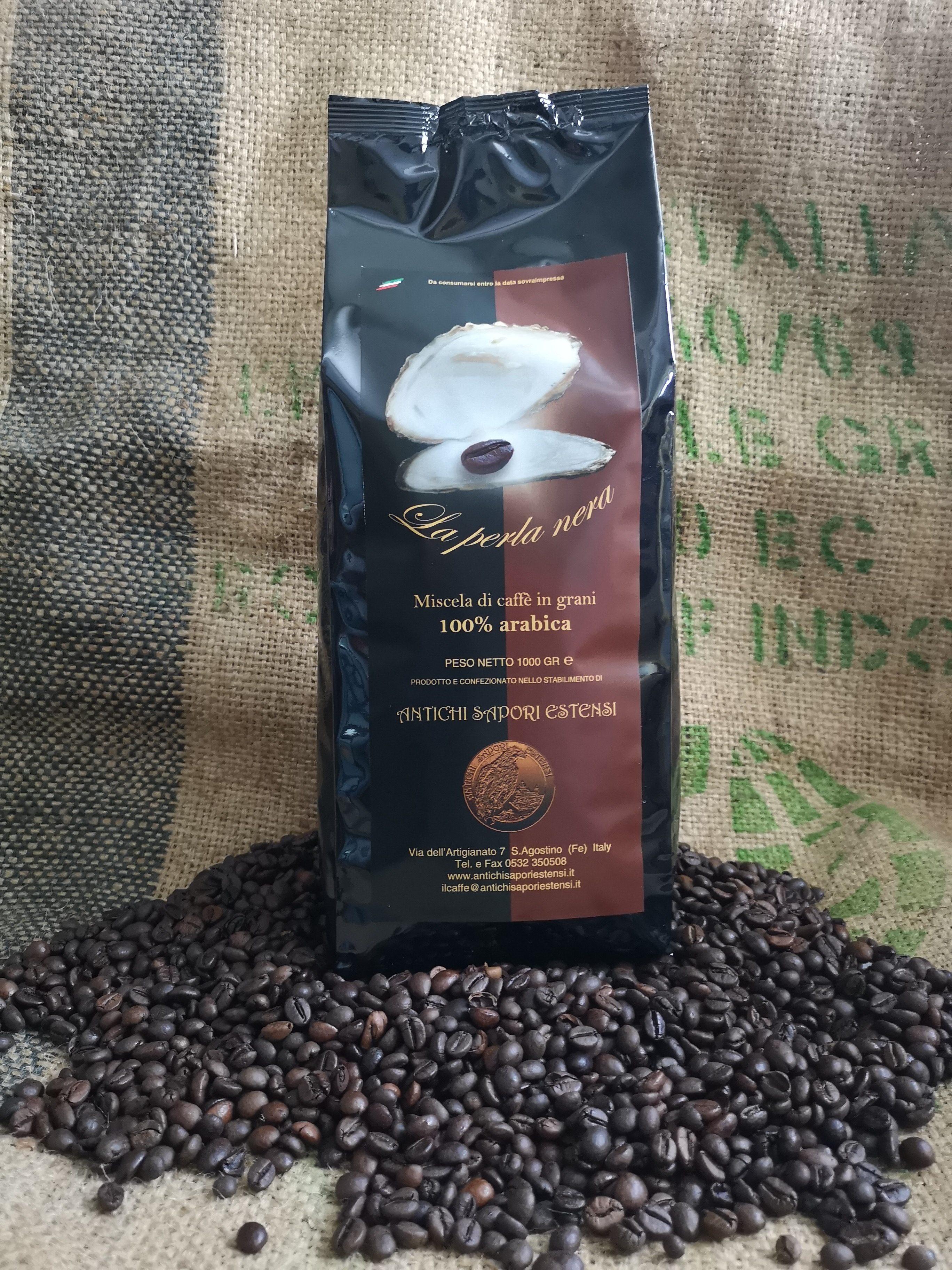 Caffè in grani Arabica